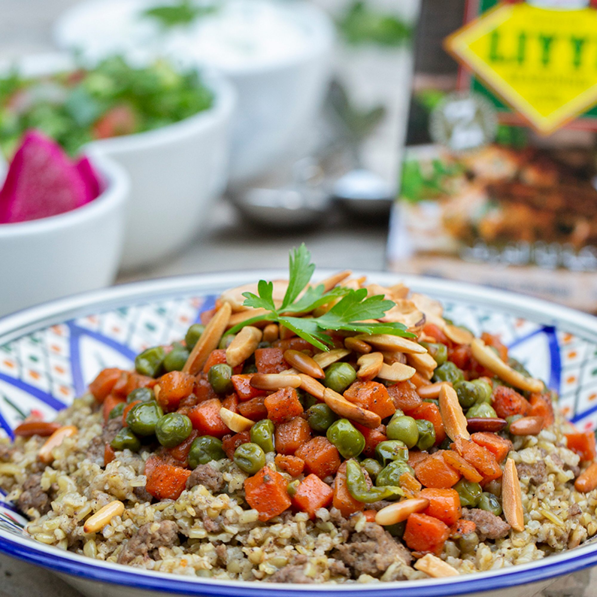 freekeh-and-ground-lamb-ouzi-with-liyye-seasoning_